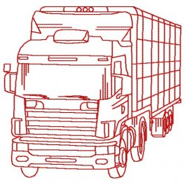 CAMION ROUTIER 2